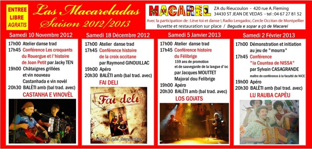 Samedi 2 février nous serons présents à Saint Jean de Vedas chez Macarel macareladas-internet1